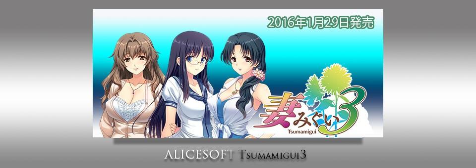 Alice soft / Tsumamigui3